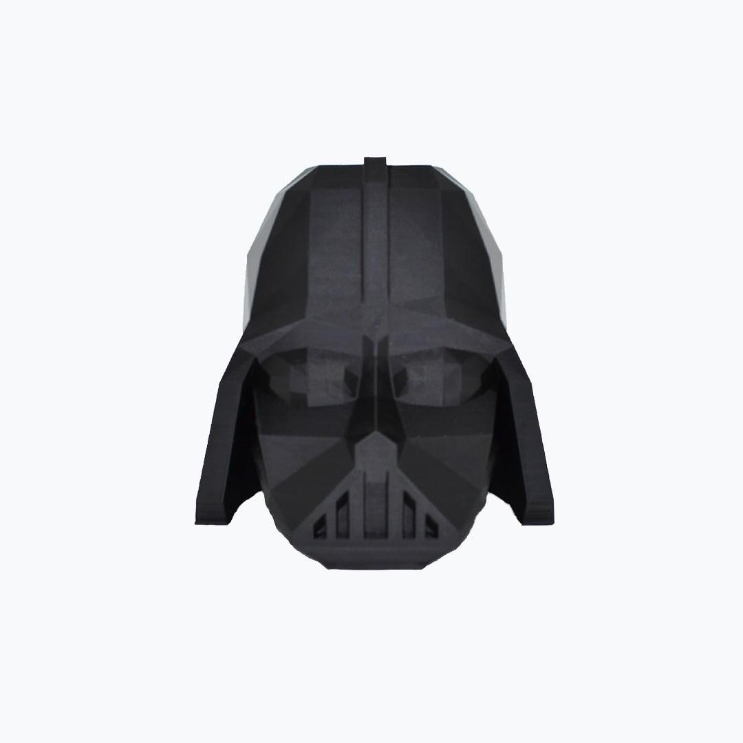 Cabeça Darth Vader impressão 3d star wars